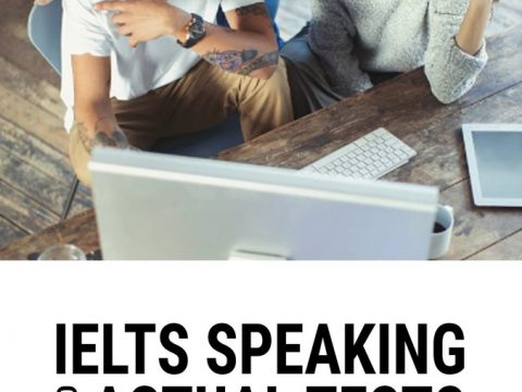 Ielts speaking actual tests suggested answers