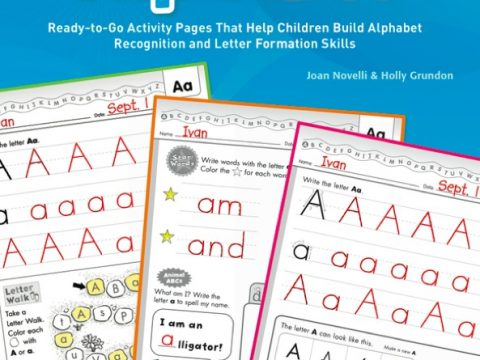 Instant Practice Packets Alphabet