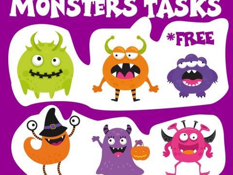 Monsters Tasks