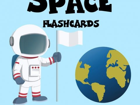 Space Flashcards by Brainy