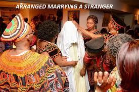 Arraigned Marrying A Stranger