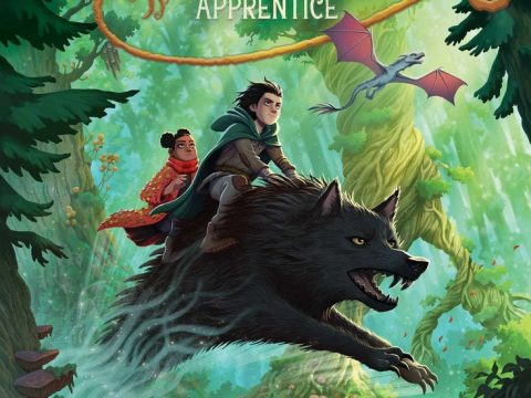 The Accidental Apprentice by Amanda Foody