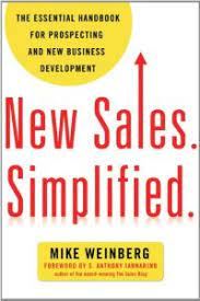New Sales by Mike Weinberg