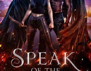 SPEAK OF THE DEMON BY STACIA STARK
