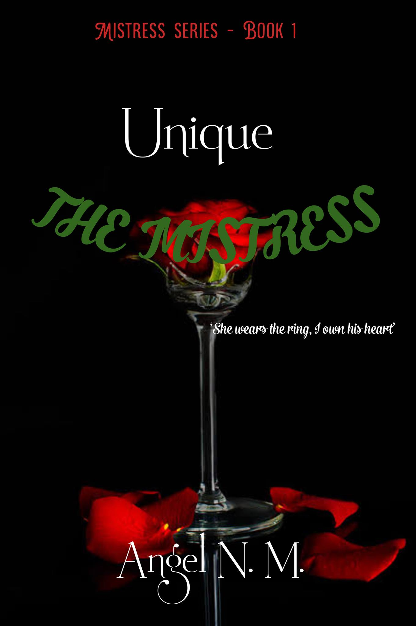 THE MISTRESS By Angle N. M