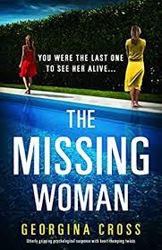 The Missing Woman by Georgina Cross